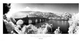 """Poster """"Alte Brücke"""" 50x100 cm"""
