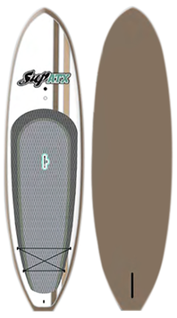 """SUP ATX Scout Board 10'6"""" or 11'6"""