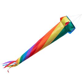 Windsack Windturbine 220 cm Rainbow