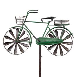 Stilvolles Windspiel City Fahrrad aus Metall