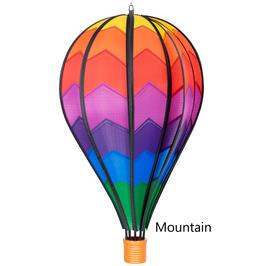 Windspiel Satorn Ballon 28 in 3 Varianten