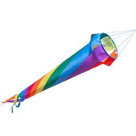 Windsack Windturbine 150 cm Rainbow