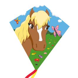 Eddy Drache Dream Pferd