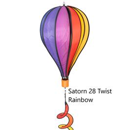 Windspiel Satorn Ballon 28 Twist in 3 Varianten