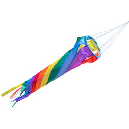 Windsack Windturbine 60 cm Rainbow