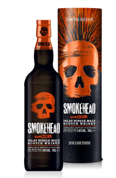 Smokehead Rum Rebel Limited Edition  46% 0,7l
