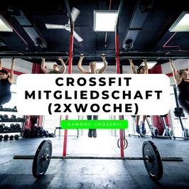 CrossFit Jahresmitgliedschaft (2x die Woche)