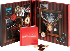 """""""Der falsche Rudolf"""" - Adventskalender Criminal Christmas mit Buch!"""