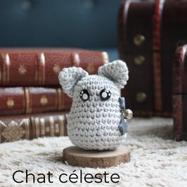 Le Chat Céleste, totem du mois d'Août