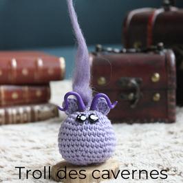 Le Troll des Cavernes, totem du mois de Février
