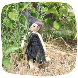 Hildegarde, la Sorcière au grand chapeau pointu