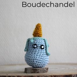Le Boudechandel, le totem du mois de Novembre