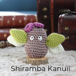 Le Shiramba Kanuïï, totem du mois de Juillet