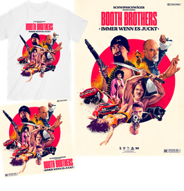 BOOTH BROTHERS - IMMER WENN ES JUCKT Deluxe Bundle