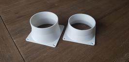 Maßgefertigter Antminer-Lufteinlass und Luftauslass-Verbinder (Adapter)
