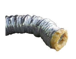 Lüftungsschlauch 152 mm akustisch thermisch isoliert
