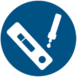 Anmeldung zum zertifizierten Corona-Test 48 Std gültig