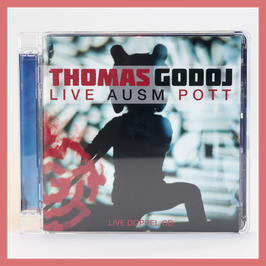 """LIVE DOPPEL CD """"Live ausm Pott"""""""