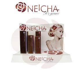 Neicha Salon Display ( Zonder Inhoud )