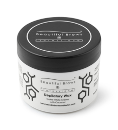 B & B Lashes Coconut Scented Wax