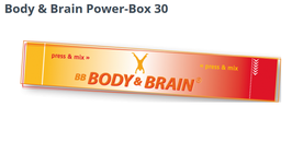 Body & Brain 75 Sicks (2x30er u. 1x15er Box)