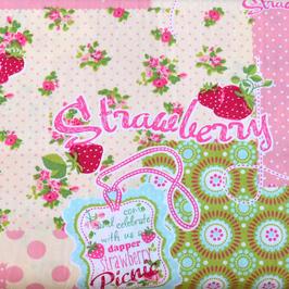 Erdbeere Patchwork