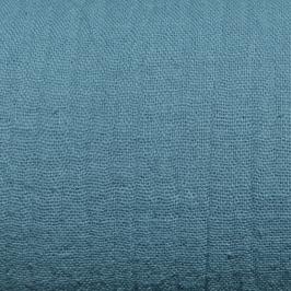 Musselin blau