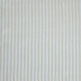 Streifen weiß/gelbgold