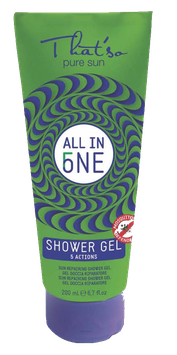 All in One SHOWER GEL - Anti-Mosquito - 200 ml