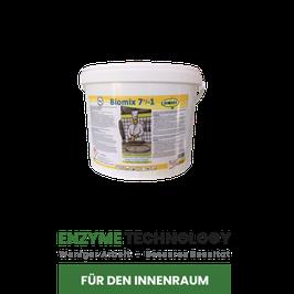 Biomix 7 in 1 Enzymreiniger Pulver 10 Kg Kessel