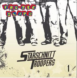 Starschnitt Troopers I CD