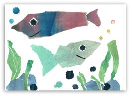 W-287 Fische groß