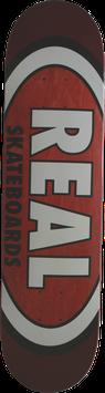 Real Oval Logo