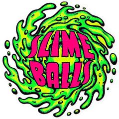 Santa Cruz Slime Balls Logo