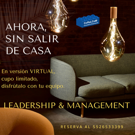 LEADERSHIP & MANAGEMENT® Virtual Desarrollo de habilidades suaves gerenciales y de liderazgo a la carta.