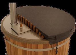 Edelstahl Ofen-Abdeckung für den internen Hottubofen