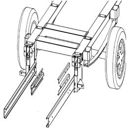 Rahmenverlängerung Ford Transit FT350 normal ab Bj. 2000