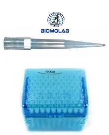 Puntas Universales con Filtro  100-1000µl, Estériles,  AXYGEN® TF-1000, TF-1000-L-R-S & TF-1000-R-S