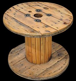 Bobine in legno Ø 100