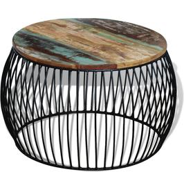 Tavolino Tondo recycled