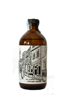 GIL  Authentic Rural Gin Italian Peated