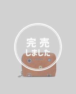 DESIGUAL スパンコール曼荼羅模様 財布 21SAYP56