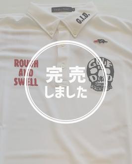 r&s SKULL POLO RSM-21007 WHITE