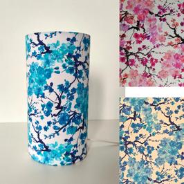 LAMPE  A POSER  Cerisier coloris au choix