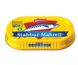 Makrellfilet 170g in Tomatensosse