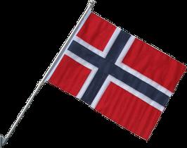 Norwegische Flagge 100x72
