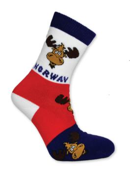 Tykke sokker, elg