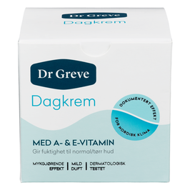 DR GREVE DAGKREM