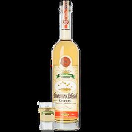 Treasure Island Spiced 0,5l Flaske, 21,5% Alkohol