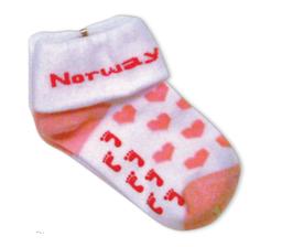 Baby sokk, jente